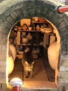 母猫mimiとその子供達が見た、ご主人の陶芸生活