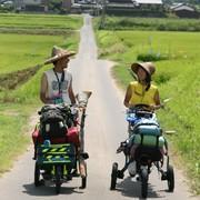 歩き人ふみの徒歩世界旅行Trek7 夫婦北米徒歩横断編