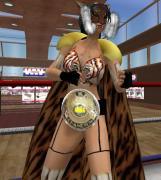 女格闘家NanakurataのSL格闘記