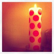 handmade candle efica