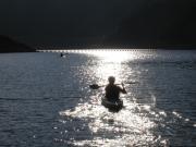 群馬水上温泉で楽しくのんびりカヌーを楽しもう