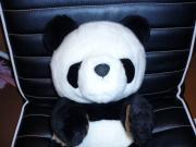 がんばるパンダ