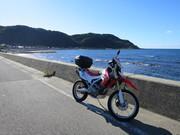 キャノンデールのバイク一人旅