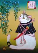 猫画家 田中秀治BLOG猫まみれな生活