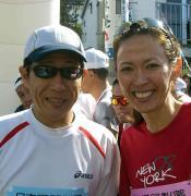 マラソンで健康ダイエット〜サブスリーを目指して〜