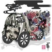 その日車〜絵描きダンサー宴車のblog