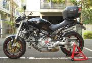 DUCATI MONSTER S4R and My Motorcycle Life
