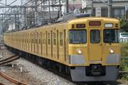 田無駅1番ホーム