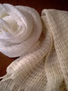 敏感肌でも、天然素材の糸で自分の好きな色やデザイン をまとうことができる機織り教室 東京北区王子 YouComfort