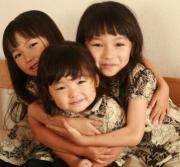 3姉妹 成長記録&手作りのものたち