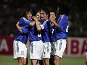 サッカーは友達。<夢を信じて、前を向け。>