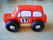 赤い車でドライブに行こう