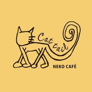 @カフェニャンズ  by Cat tail