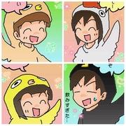 もりりんと5匹の怪獣達 子育て漫画ブログ+α