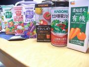 野菜ジュース大好き!