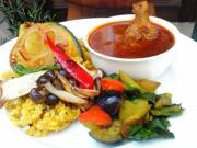 u-minor lunch きまぐれ南インドカレー