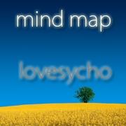 恋愛心理学とマインドマップ