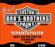 BRO'S custompaint shop