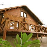 沖縄 恩納村の宿泊施設 コテージ 木念人
