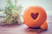 アレンジメントフルーツ作ります