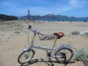 My bike life in California
