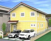 namのスウェーデン輸入住宅建築