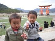 広島でイクメン!主夫パパの育児・お料理日誌〜キャラ