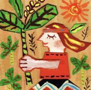 「タムタム草紙」〜空を見上げて絵本づくりの旅