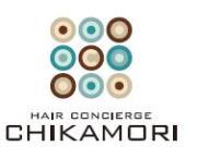HAIR CONCIERGE CHIKAMORI