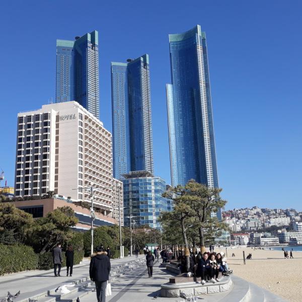 釜山の日韓通訳・カン ランニョンさんのプロフィール
