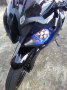 ZZX-R2 Ninja250Rフルカスタム