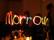 to morrow @六本木BAR
