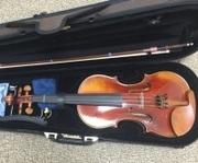 初心者・大人からのバイオリンとフルート