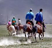 モンゴル人の留学生