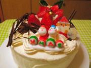 ペコちゃんのおいしい!? ケーキ作り^^