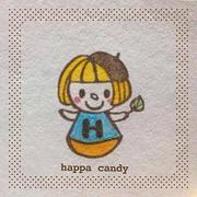 happa candy 〜はっぱの消しゴムはんこ〜