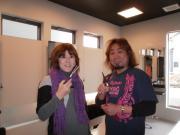 栃木市大平町の美容室 ☆design space Calin☆