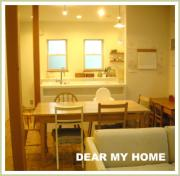 DEAR MY HOME