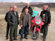 BMW K1200RS旅日記