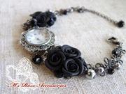 M's rose accessories モーリィ日記
