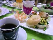 神戸.ベジタブル料理教室のクッキング