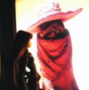 少年よ、女の部屋へ入ったら帽子を脱いでドアを