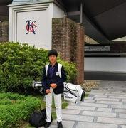ジュニアゴルファー颯汰さんのプロフィール