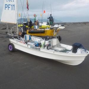 中高年ゴムボート&PF海釣り釣行記