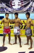 INGRAM-GYM MUAYTHAI 泰拳倶楽部 blog