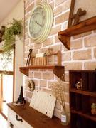 La clef * 〜賃貸古アパートをDIYでカフェ風に〜