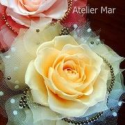 アトリエ・マールの花と絵の世界