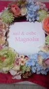 神戸市西区糀台のネイル&エステ Magnolia