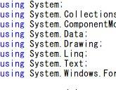 プログラミングとかのメモ