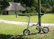 オモシロ自転車 ちゃり天